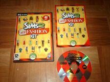 LES SIMS 2...H&M fashion...jeu complet...sur PC