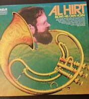 "AL HIRT   ""Blows His Own Horn""  RCA Camden Double LP.  Vinyl VG+"