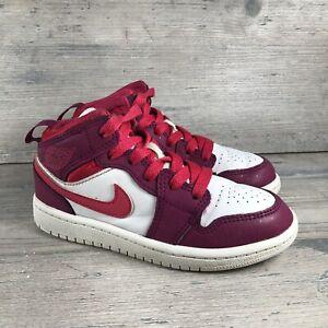 Youth Nike Air Jordan 1 Retro Mid Sz 11c