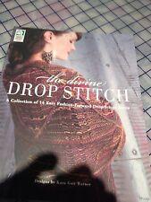The Devine Drop Stitch Designs Knitting Kara Gott Warner House of White Birches