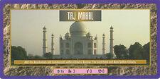 Sim City The Card Game CCG/TCG, Double length Ultra-Rare Taj Mahal card