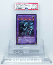 YUGIOH JMP-005 BLUE EYES ULTIMATE DRAGON ULTRA RARE HOLO PSA 10 GEM MINT #*