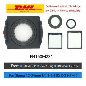 Benro FH150M2S1 Filter Holder for SIGMA 12-24mm f/4.5-5.6 EX DG HSM II