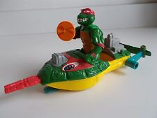 TMNT RAPHAEL'S SEWER SPEED BOAT