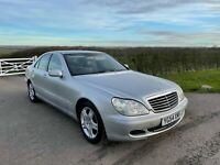 Mercedes Benz S320 CDi 2004 Facelift