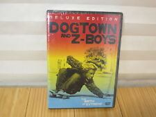 PENN,SEAN - DOGTOWN AND Z BOYS (DELUXE EDITION)  DVD NEW