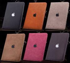 Funda Carcasa Cuero Flip Case Para iPad Air 2 9.7 2 3 4 Pro Mini 5 Smart Cover