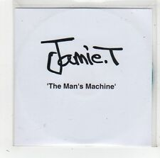 (FW346) Jamie T, The Man's Machine - DJ CD