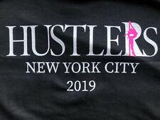 Hustlers film crew memorabilia T-shirt -Staring Jennifer Lopez, Cardi B, Lizzo +