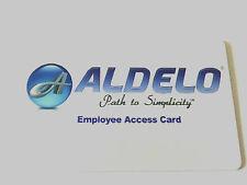 Aldelo Pos Magnetic Swipe Employee Access Card Free Shipping