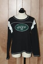 WOMEN'S NEW YORK JETS THERMAL SHIRT-SIZE: LARGE
