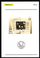 Italia 2017 : Costituzione -  Bollettino illustrativo - Tiratura limitata