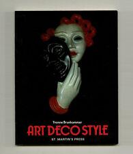 1984 Y Brunhammer ART DECO STYLE Lurcat BRANDT Fouquet CHAREAU Legrain PUIFORCAT