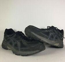 Asics Gel-Venture 6 Black T7G3N (4E) Men's Size 13 Running Training Jogging Shoe