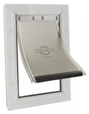 PetSafe, Staywell, Aluminium Pet Door, Medium, Energy Efficient, Easy Install