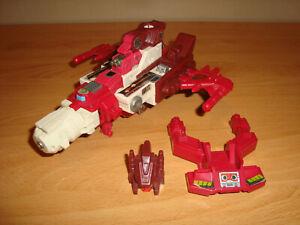 Original TRANSFORMERS G1 SCATTERSHOT Figure + Parts VINTAGE Hasbro/Takara TOY