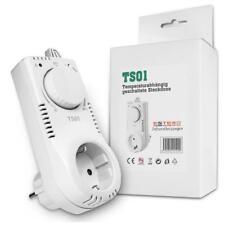 B-Ware TS01 Thermo-Schaltsteckdose Steckdosenthermostat Thermostatstecker