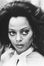 Diana Ross As Tracy/Mahogany In Mahogany 11x17 Mini Poster Huge Eyes