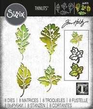 Sizzix Tim Holtz Thinlits Dies - Leaf Print 664970
