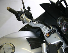 Moto Guzzi NORGE / BREVA: HeliBars Tour Performance Handlebar Risers (PAIR)