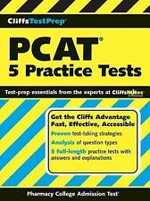 PCAT : 5 Practice Tests by American BookWorks Corporation Staff (2006, Paperback