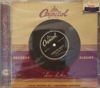 Capitol from Vaults V4 Love Letters CD 2000 Nat King Cole Jo Stafford RARE/OOP