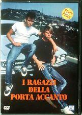 Dvd I Ragazzi della porta accanto con Charlie Sheen 1985 Usato