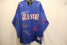 VERY RARE All Star Football Jersey NFL Size 60 MVP Signatures Series Blue