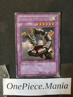 Yu-gi-oh! Dragon Métallique LDD-F082 PLAYED