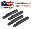 New 4 Pack Bullet Strips 38 357 6.8M 40S&W Load Your 6 Rounds Quick With Speed