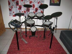 Roland TD-12 E-Drum Kit komplett, Elektronisches Schlagzeug, gebraucht
