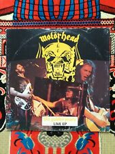 "20% OFF FEBRUARY SALE MOTORHEAD - THE GOLDEN YEARS LIVE EP 12"" Bronze 1980"