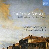 FEDERICO MARIA ENSEMBLE MODO ANTIQUO/SARDELLLI - THE YOUNG VIVALDI  CD NEU