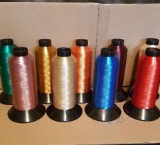 spun dyed polyester Most demanding and basic Colours Shiny Machine Silk job lot