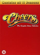 Cheers The Complete Seasons 1, 2, 3, 4, 5, 6, 7, 8, 9, 10 & 11 DVD Box Set New