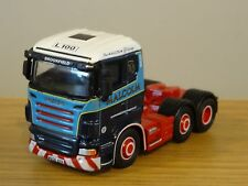 OXFORD DIECAST W.H. MALCOLM GROUP SCANIA R SERIES TRUCK CAB MODEL SHL02TK 1:76