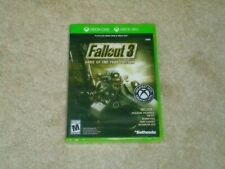 Fallout 3 Microsoft Xbox One Video Games for sale   eBay