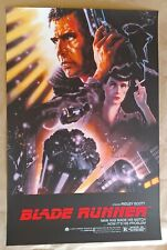 John Alvin Blade Runner 2020 screenprint edition Bottleneck