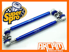 VOLVO 850 LS, LW - 1991-1997 FRONT SUPERPRO ADJUSTABLE SWAY BAR LINK KIT
