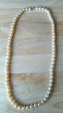 Pearl (Imitation) Glass Vintage Costume Jewellery