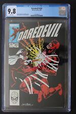 DAREDEVIL #203 1st appearance TRUMP & Gang Villains 1984 JOHN BYRNE CGC NMMT 9.8