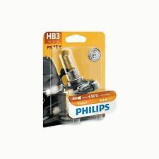 Philips Vision Halogen HB3 Car Headlight Bulbs (Twin Pack)