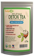14 DAY SKINNY DETOX TEA AM&PM TEATOX FLAT TUMMY BOOST METABOLISM BURN FAT