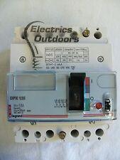 Legrand 16 Amp 36 ka cuatro Polo mccb 400v Dpx 125 0 250 58 IEC 947