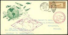 C14 - $1.30 Zeppelin Griffin Flight Cover - FRESH