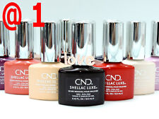 CND Gel SHELLAC LUXE Color 0.42fl.oz-12.5ml NEW FORMULA 👉Pick Any Color