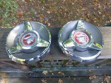 "1967-1970 Mercury Cougar ""Spinner Look"" (1 or 2) HUBCAPs HUB CAP C8WA-1A041-A"