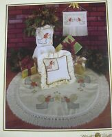 Mill Hill Heralding Angels Pattern Booklet Buttons & Beads 1993 Christmas