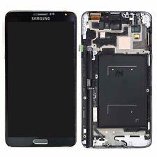 Pantalla LCD gh97-15209f NEGRO Y ORO PARA SAMSUNG GALAXY NOTE 3 N9005 Reparación