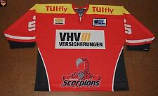 Hannover Scorpions * 07/08 * No. 36 * Marvin Tepper * red/third * light wear *